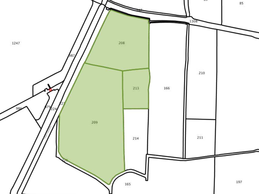 4.32.45 ha grasland met beheersovereenkomst te Dolle Triemen