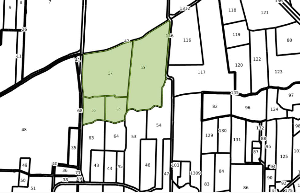7 percelen grasland gelegen aan de Miedwei te Kollumerzwaag 16.36.10 ha